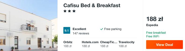zarezerwuj hotel na sycylii