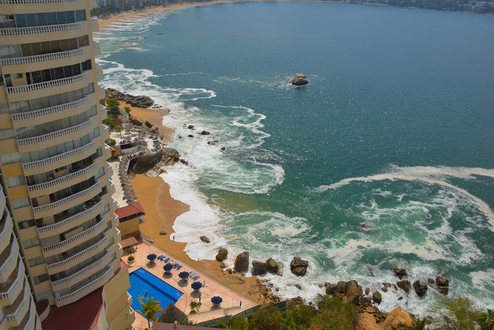 plaza w acapulco