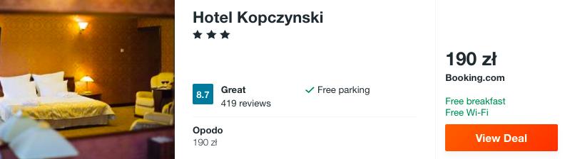zarezerwuj hotel na mazurach