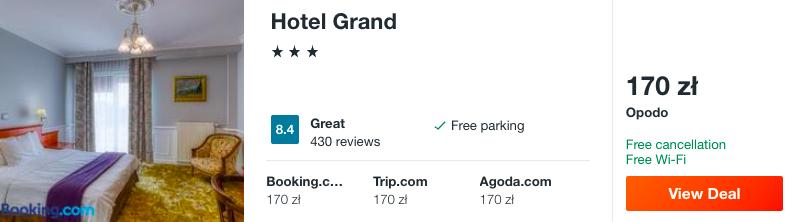 zarezerwuj hotel w jurze