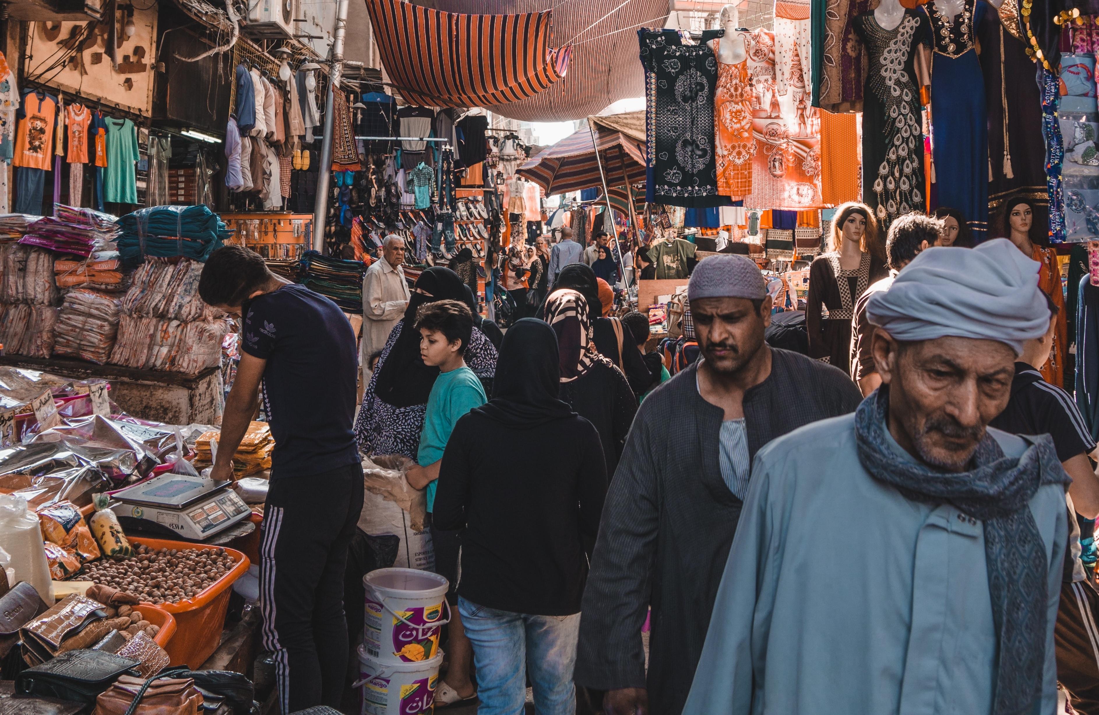 egipt targ